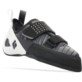 Black Diamond Zone Chaussons d'escalade, aluminum